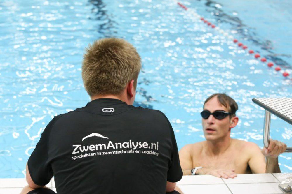 zwemmen privetraining