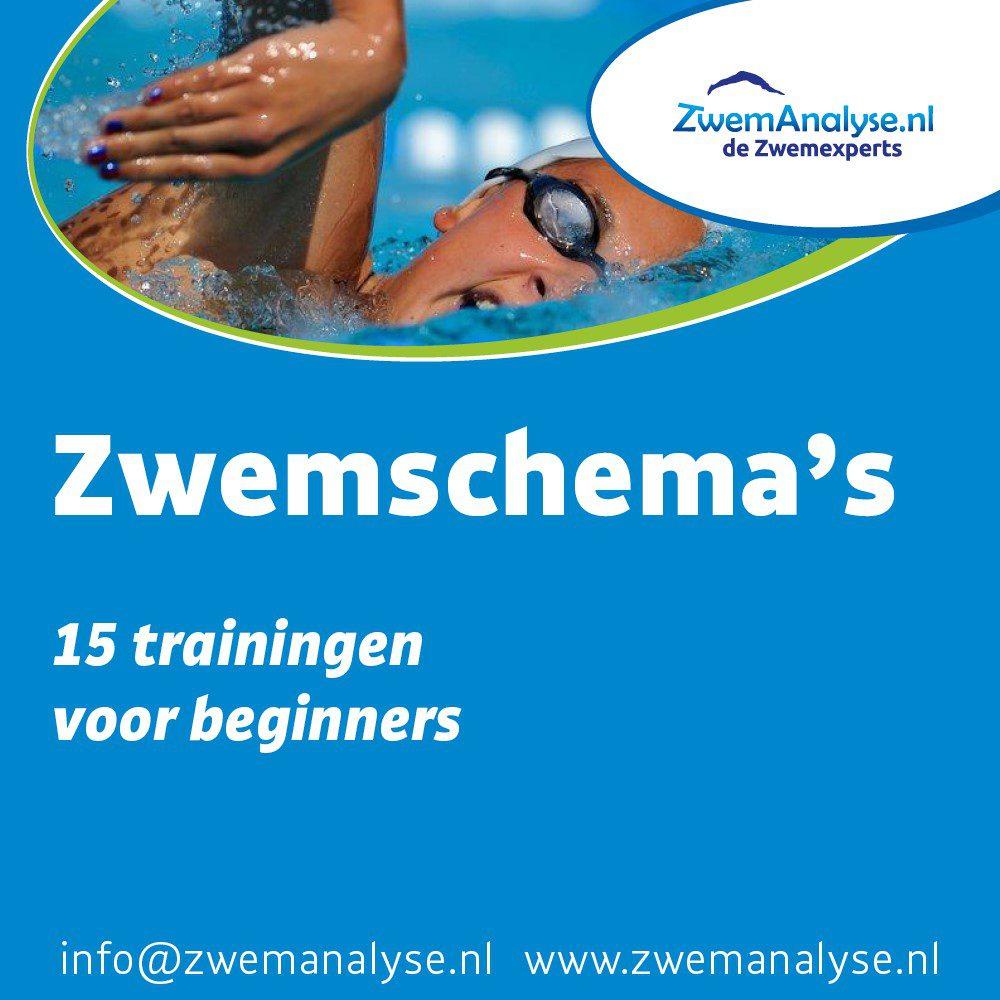 zwemschema beginners